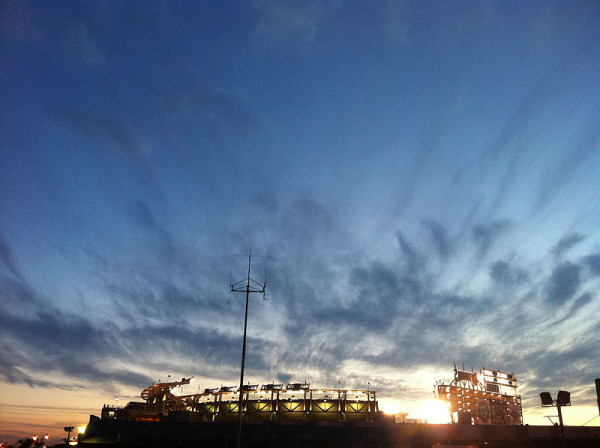Catch evening games all weekend at Nationals Park