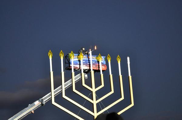 Come light the Menorah on the Ellipse December 6