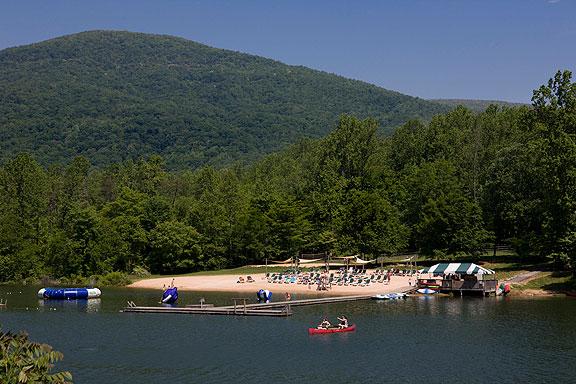 Wintergreen-Lake