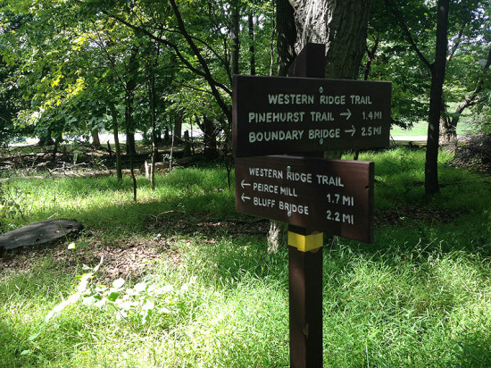 Hit a Rock Creek trail to celebrate 125 years of the park