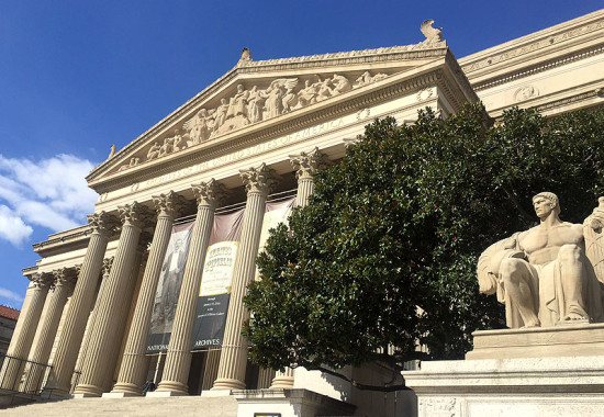 Enjoy Halloween-themed storytime at the National Archives this week