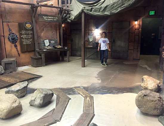 Ready to explore Ancient Egypt at Port Discovery