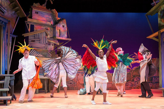 OLIVÉRio is running at the Kennedy Center through February 21
